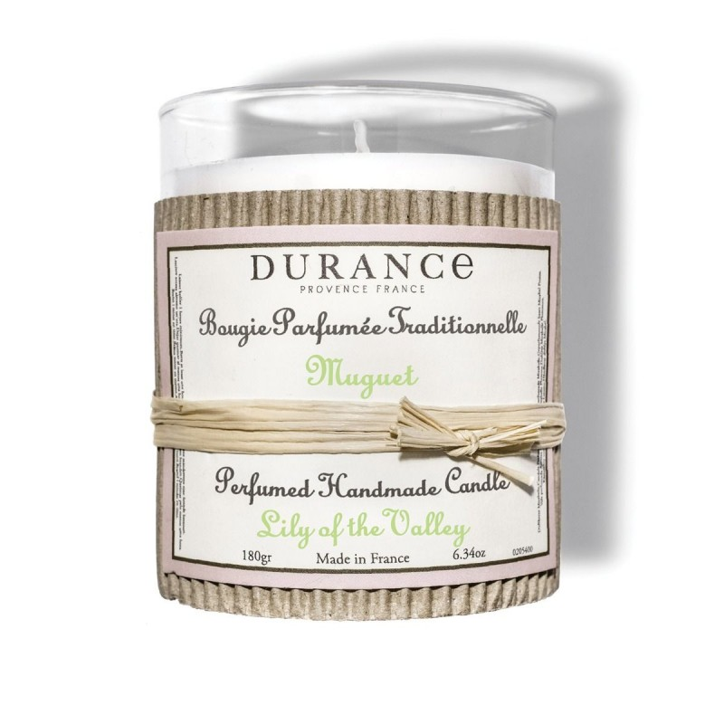 Bougie Muguet 180g de Provence