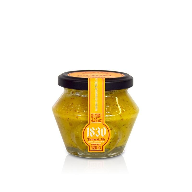 Moutarde bio au de Provence