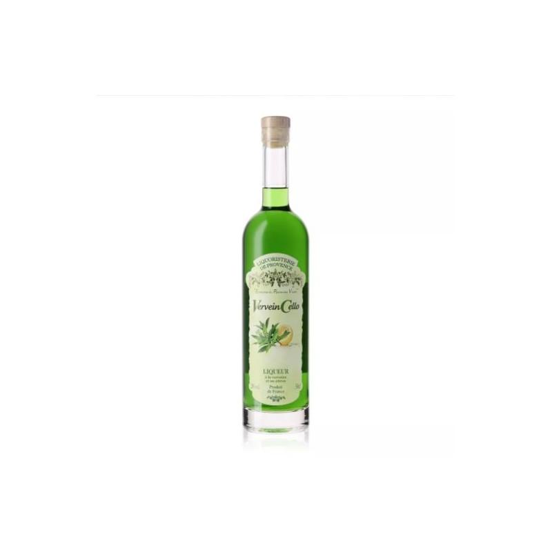 Liqueur Citron-Verveine 50cl de Provence