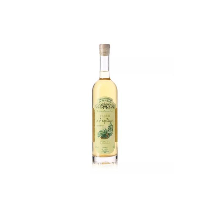 Liqueur Fleur d'Angélique de Provence