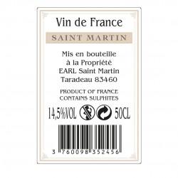 CHATEAU ST MARTIN Provençal