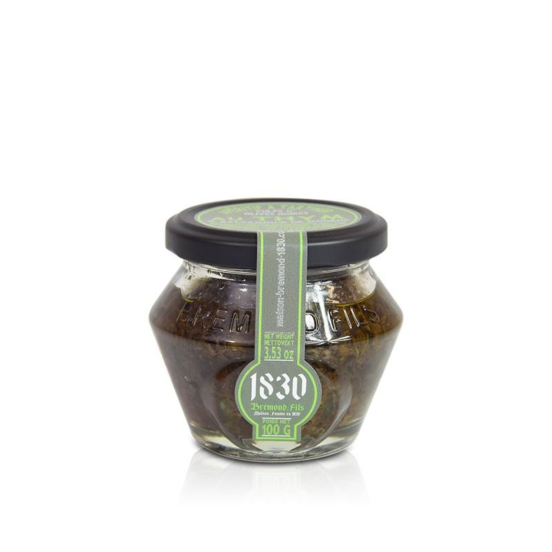 Pulpe d'Olives Noires de Provence
