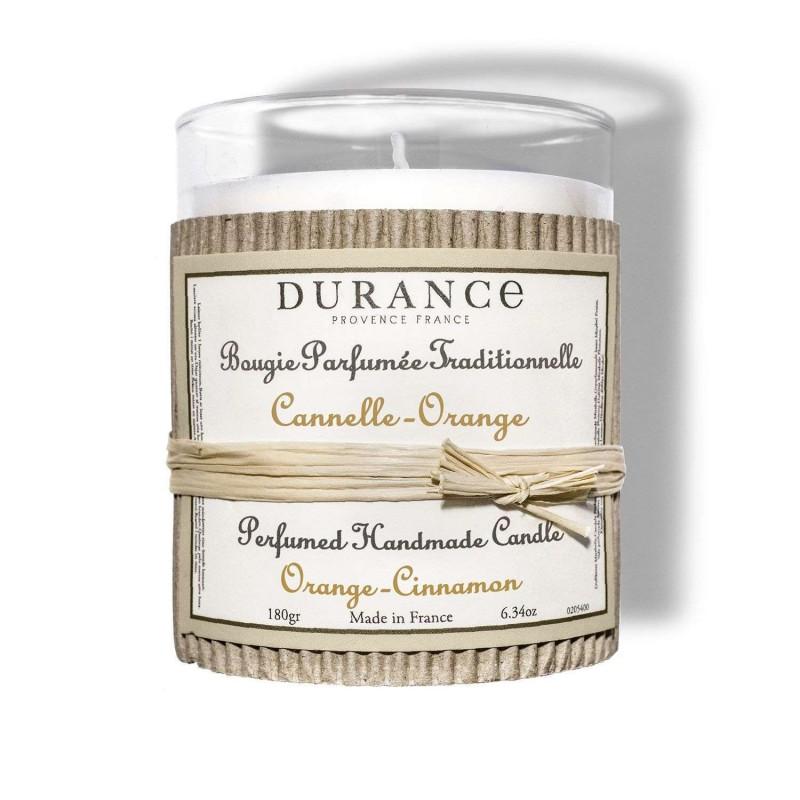 Bougie Cannelle Orange de Provence