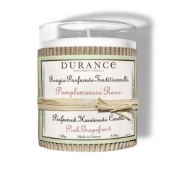 Bougie Pamplemousse Rose 180g