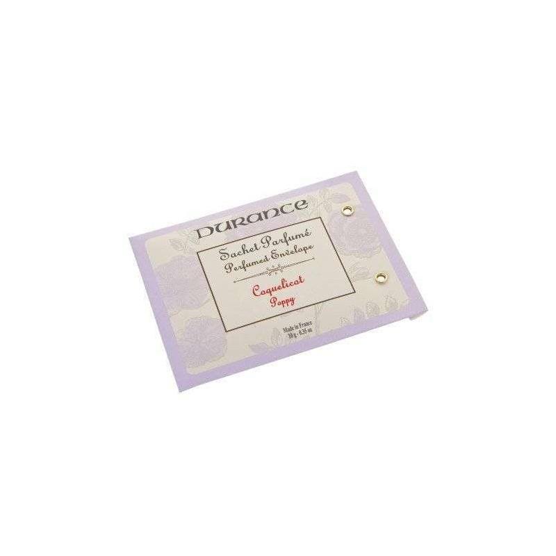Sachet Parfumé Coquelicot de Provence