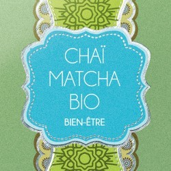 Chaï Matcha Bio Provençal