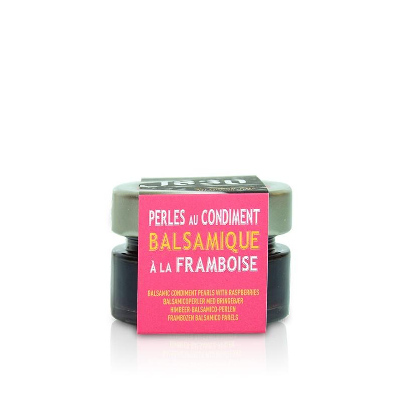 Perles Balsamique Framboise de Provence