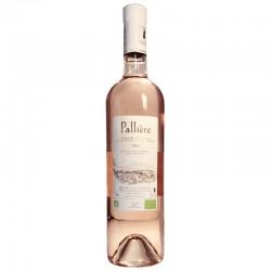Vin Rosé Bio Pallière 2019...
