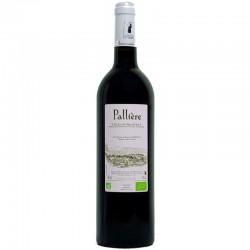 Vin Rouge Bio Pallière 2019...