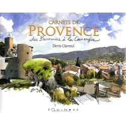 CARNETS DE PROVENCE (CLAVREUL)