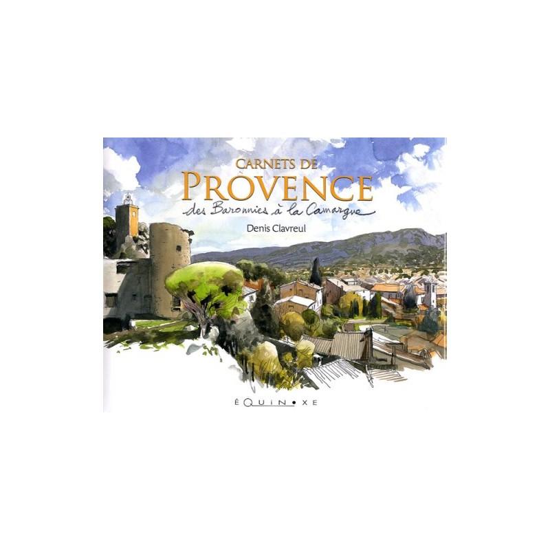 CARNETS DE PROVENCE de Provence