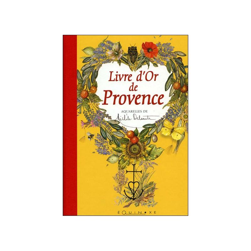 LIVRE D'OR DE de Provence