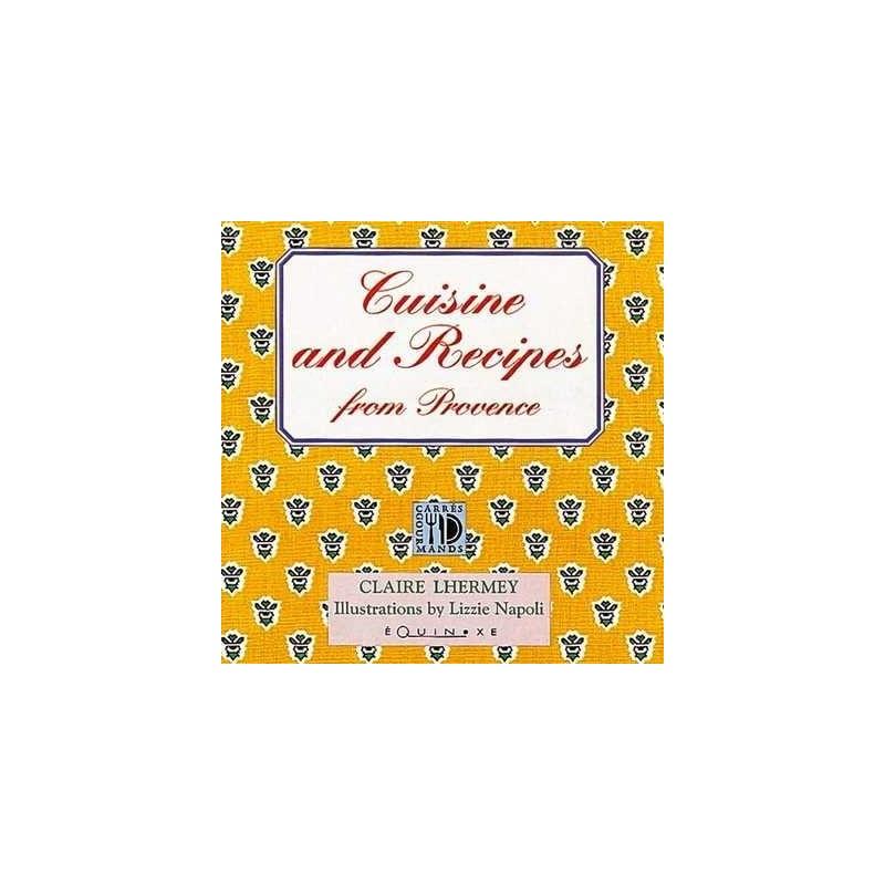 CUISINE & RECIPES de Provence