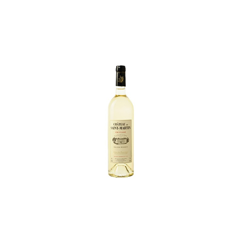 Vin Blanc Château de Provence