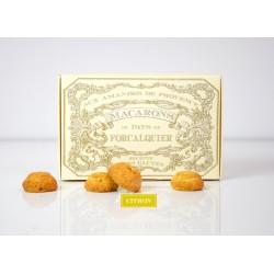 Macarons de Forcalquier...