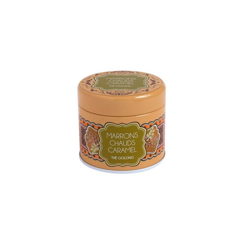 Thé Marrons Chauds de Provence