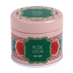 Rose Litchi - Boite Métal 20g