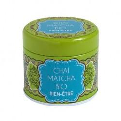 Chaï Matcha Bio - Boite...