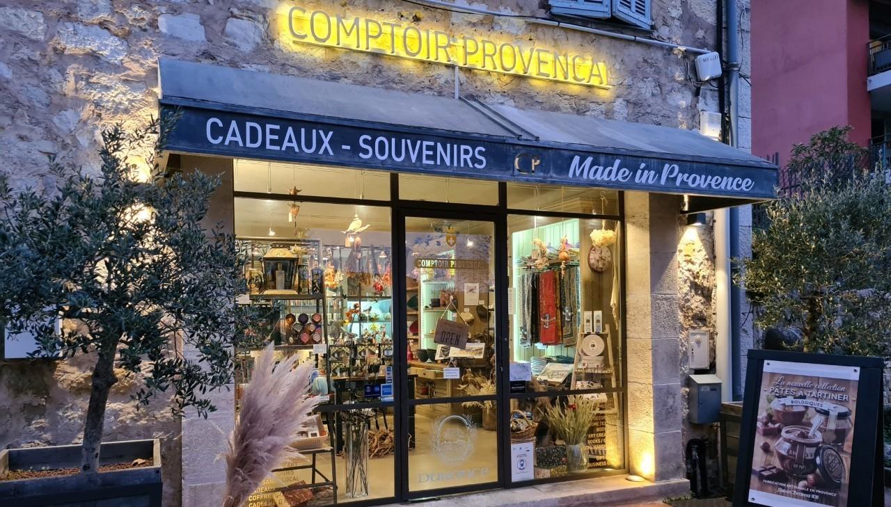 Concept Store autour de la Provence